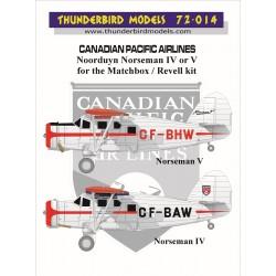 72-014 Thunderbird Models...