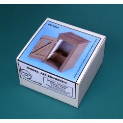 ED-3502 - Eureka XXL Outhouse