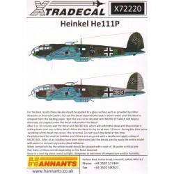 X72220 - Xtradecal 1:72...