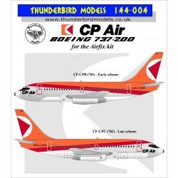 144-004 Thunderbird Models...