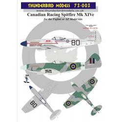 72-002 Thunderbird Models...