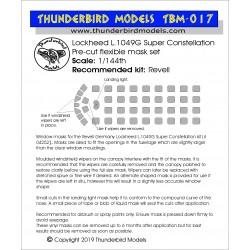 TBM-017 Thunderbird Models...