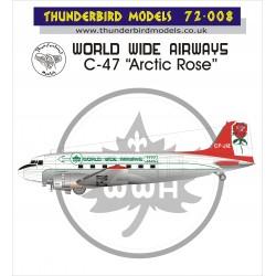 72-008 Thunderbird Models...