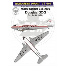 72-009 Thunderbird Models...