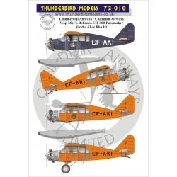 72-010 Thunderbird Models...
