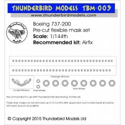 TBM-003 Thunderbird Models...
