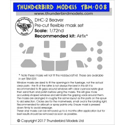 TBM-008 Thunderbird Models...