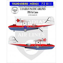 72-011 Thunderbird Models...