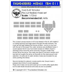 TBM-011 Thunderbird Models...