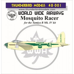 48-001 Thunderbird Models...