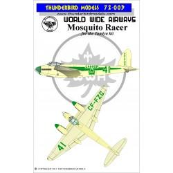 72-003 Thunderbird Models...
