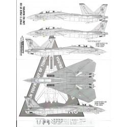 14407 - Fightertown Decals...